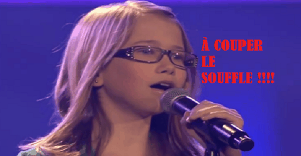 laura chanteuse vidéo incroyable