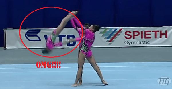 des gymnastes russes vraiment incroyable