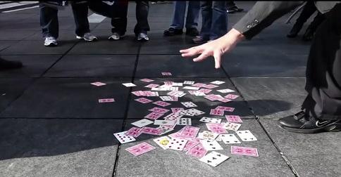 tour de cartes
