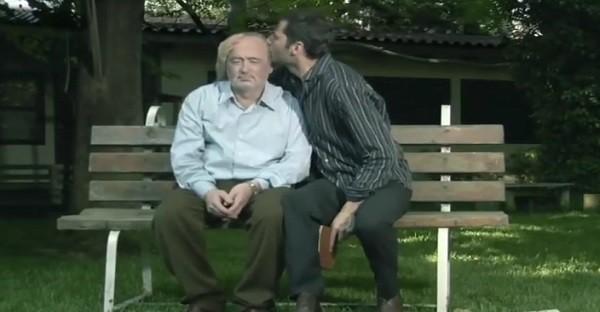 vieillir père-fils