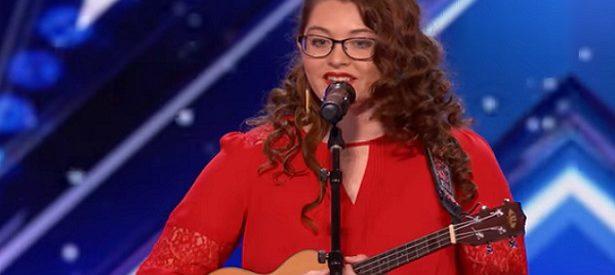 Cette chanteuse sourde livre une prestation incroyable et bouleverse les auditions d'America's Got Talent.