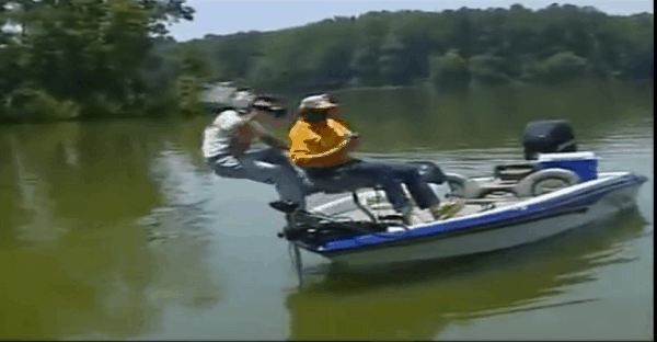 bloopers de pêche drôle vidéo