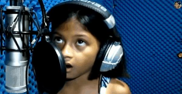 Cydel à la voix unique et magnifique