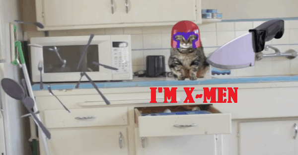 x-men le magneto chat