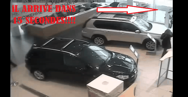 un client mécontent de sa voiture