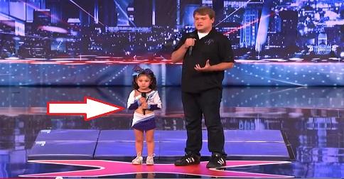 duo père et fille qui danse