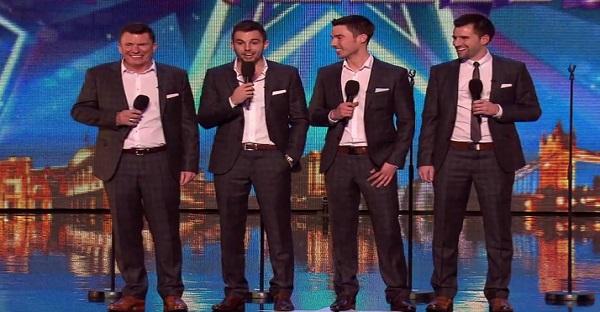 Ces 4 frères chantent pour une raison bien spéciale. MAGNIFIQUE ET ÉMOUVANT!