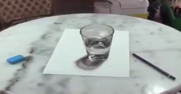 illusion-3d-verre-table-dessin