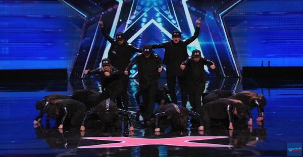 Une troupe Québécoise de danse fait un tabac à American Idols. Elles sont INCROYABLES À VOIR!